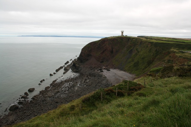 View to Hartland Point