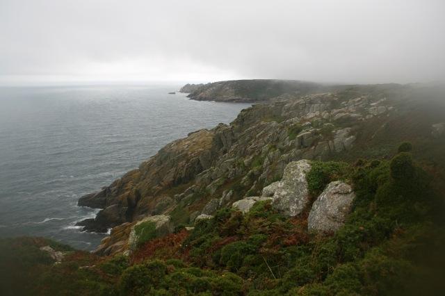 Trevedran Cliff