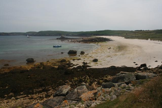 St Martin's Bay